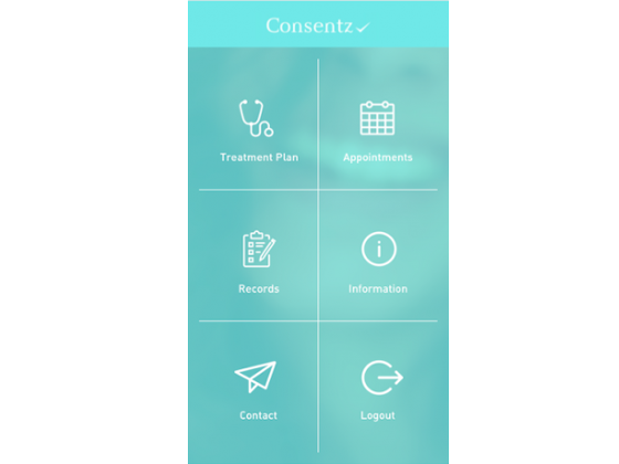 Consentz Patient App keeps you connected you with your patients